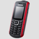 Samsung E2370 Xcover Black-red